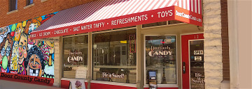 Owner Terry Ullman and his staff of Door County Candy has been serving visitors and local customers since 1996. Door County Candy is located at 12 N. 3rd ... & Door County Candy u2013 A Sweet place to be